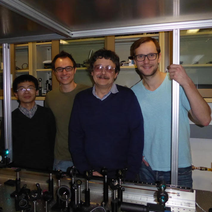 Goncharov lab with PI and collaborators
