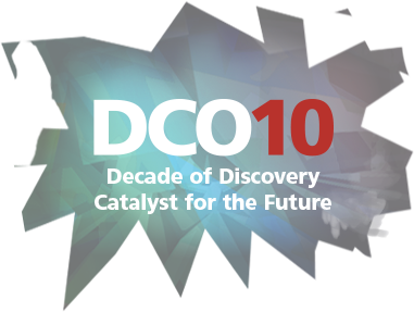 DCO10 Decade of Discovery, Catalyst for the Future